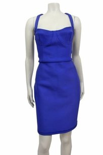 Cynthia Rowley Bonded Fitted Dress