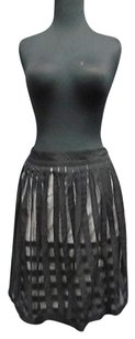 Cynthia Steffe Skirt Black And White