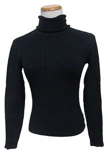 Dana Buchman Turtleneck Mock Sweater