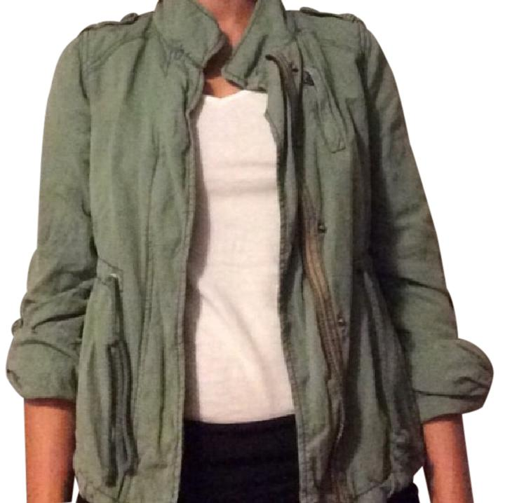 Daughters Of The Liberation Green Military Jacket on Tradesy
