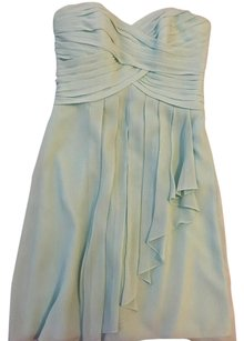David's Bridal F14847 Bridesmaid Dress