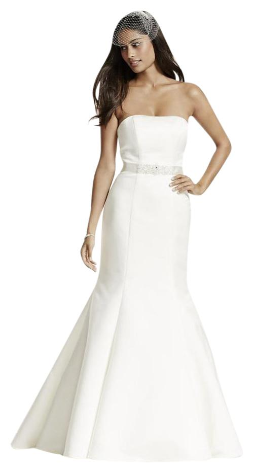 Ivory Fit and Flare Wedding Dresses
