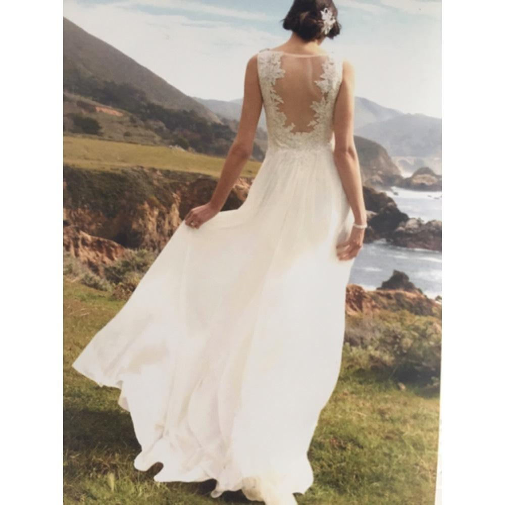 Wedding Gown Sale Online: David's Bridal Wedding Dress On Sale, 40% Off