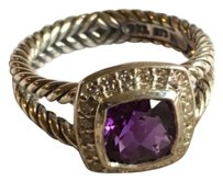 David Yurman David Yurman 7mm Amethyst Albion Ring