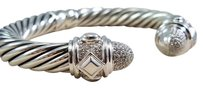 David Yurman David Yurman Renaissance Bracelet with Diamonds