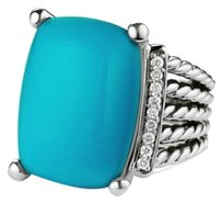 David Yurman David Yurman Wheaton Ring with Diamonds