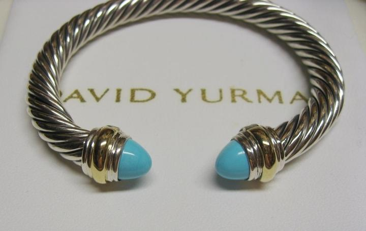 David yurman bracelets david yurman jewelry tradesy for David yurman like bracelets
