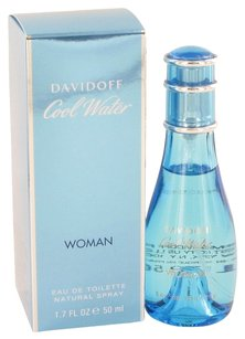 davidoff Cool Water By Davidoff Eau De Toilette Spray 1.7 Oz