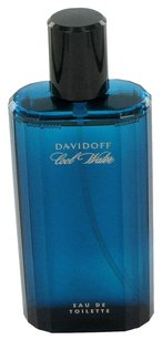 davidoff COOL WATER by DAVIDOFF ~ Men's Eau de Toilette Spray (TESTER) 4.2 oz