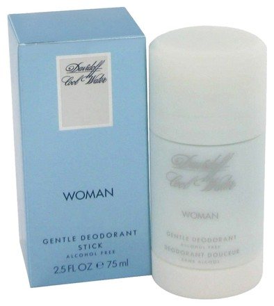 davidoff Cool Water By Davidoff Stick Deodorant 2.5 Oz