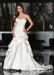 DaVinci Bridal 50204 Wedding Dress