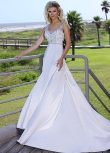DaVinci Bridal 50233 Wedding Dress