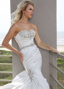 DaVinci Bridal 50239 Wedding Dress