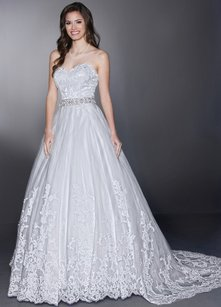 DaVinci Bridal 50268 Wedding Dress