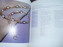 Dawn Cusick Book Making Bead and Wire Jewelry Simple Techniques Stunning Results Hard cover resource guide manual