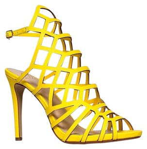 Delicious Yellow Sandals