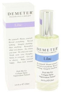 Demeter Fragrance Library DEMETER by DEMETER ~ Women's Lilac Cologne Spray 4 oz