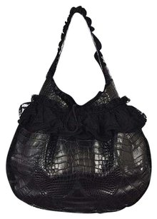 Dennis Basso Womens Shoulder Bag