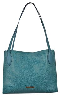 Desmo Womens Satchel in Blue