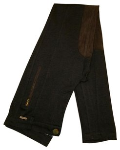 deux lux Stretchy Viscose Machine Washable Skinny Pants Brown