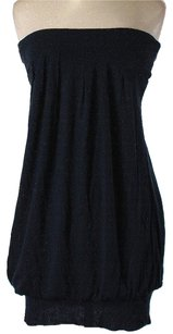 Diane von Furstenberg short dress Black Sleeveless on Tradesy
