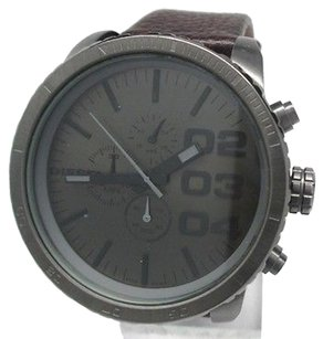 Diesel Diesel Advanced Chronograph Grey Dial Mens Watch Dz4210