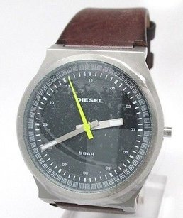 Diesel Diesel Analog 3-hand Leather Mens Watch Dz1562