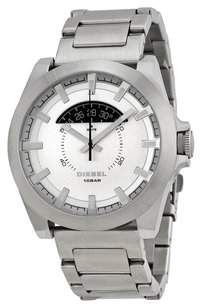 Diesel Silver Dial Stainless Steel Men's Watch