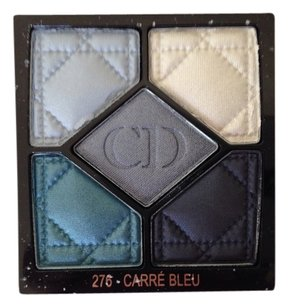 Dior 5 color (couleurs) eyeshadow carrie blue 276