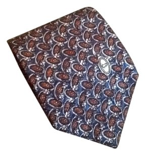 Dior CHRISTIAN DIOR SILK NECK TIE