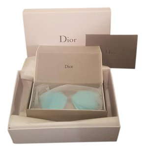 Dior Mint new gently used dior blue lenses sunglasses