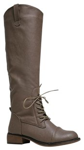 Dirty Laundry Gray Boots