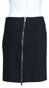 DKNY Womens Pencil Above Knee Party Skirt Black