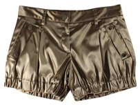 Dolce&Gabbana 40 Champagne Dolce Dress Rbk Shorts