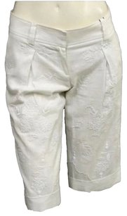 Dolce&Gabbana Bermuda Walking White Shorts