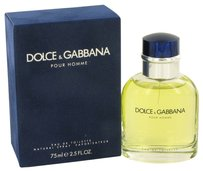 Dolce&Gabbana DOLCE & GABBANA ~ Men's Eau de Toilette Spray 2.5 oz