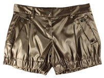 Dolce&Gabbana Dress Shorts Champagne / Gold