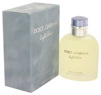 Dolce&Gabbana Light Blue By Dolce & Gabbana Eau De Toilette Spray 4.2 Oz