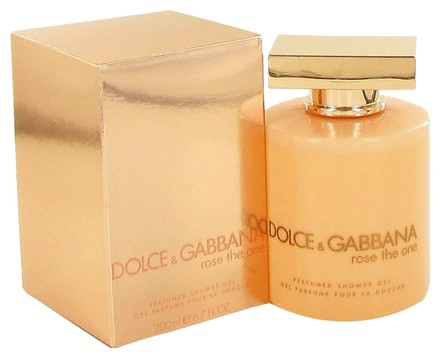 Dolce&Gabbana Rose The One By Dolce & Gabbana Shower Gel 6.8 Oz