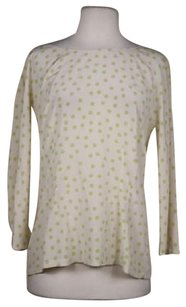 Dolce&Gabbana Dolce Amp Gabbana Womens 4614 Silk Shirt Top Green
