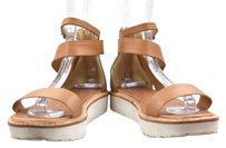 Dolce Vita Dv Womens Open Tan Sandals