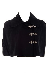 Doma by Luciano Abitboul Coats & Womens Doma_1569_black_l Leather Jacket