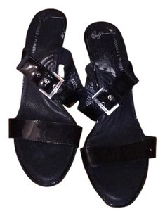Donald J. Pliner Blac Sandals
