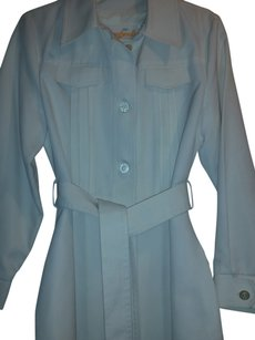 Donnybrook Vintage Pleated Longsleeve Trench Coat