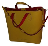 Dooney & Bourke Florentine Satchel in Butterscotch