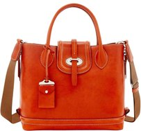 Dooney & Bourke Handbag Crossbody Satchel in Ginger