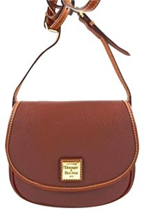 Dooney & Bourke Leather Hallie Cross Body Bag