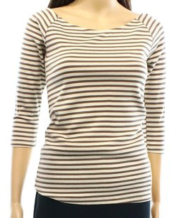 Dorothy Perkins 3/4 Sleeve Cotton Blends Top