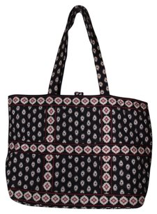 Vera Bradley Classic Black Travel Bag
