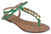 Dsquared Gladiator Green Sandals